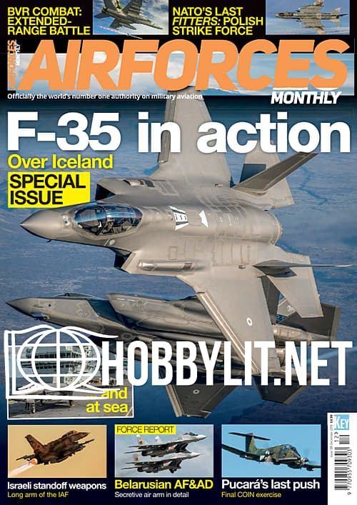 AirForces Monthly - December 2019