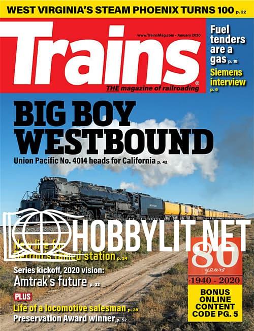 Trains - January 2020