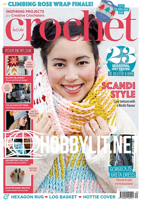 Inside Crochet Issue 120