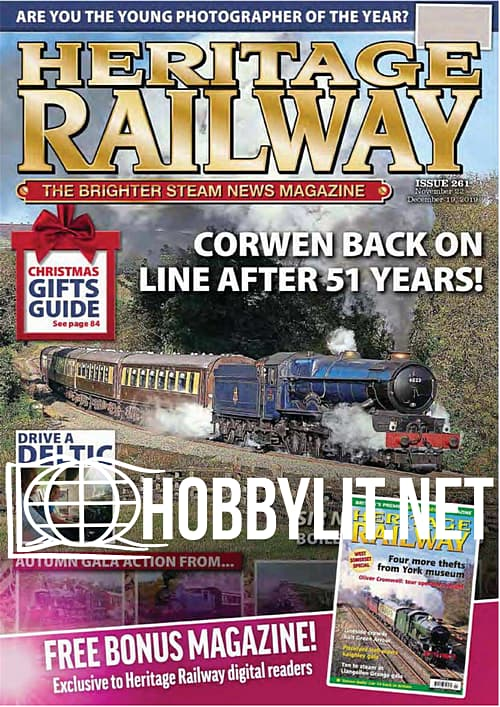 Heritage Railway 261 - 22 November 2019