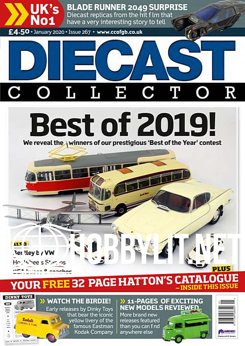 Diecast Collector - January 2020