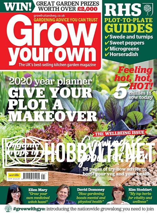Grow Your Own - January 2020