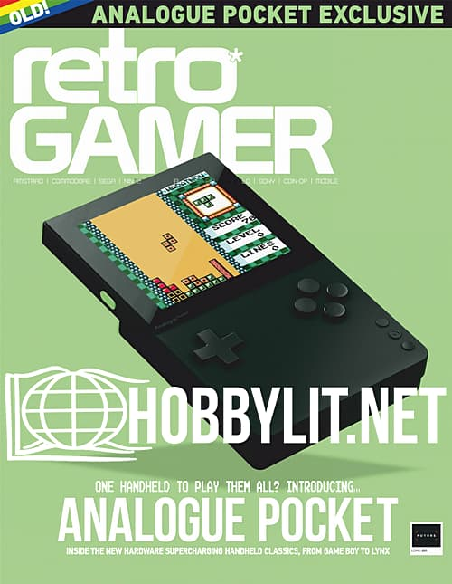 Retro Gamer Issue 201