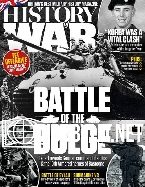 History of War Issue 075