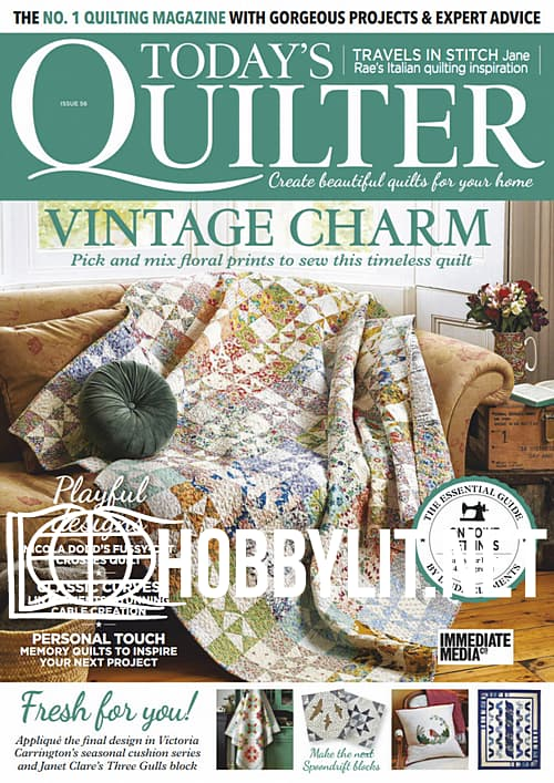 Today's Quilter Issue 56