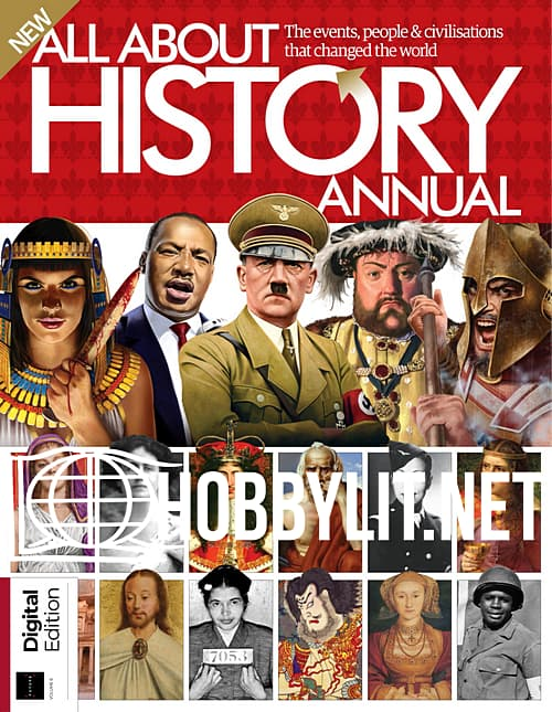 All About History Annual Volume 6