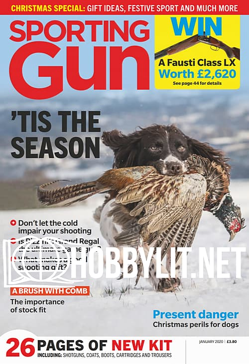 Sporting Gun - January 2020