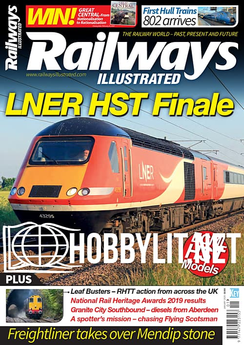 Railways Illustrated - January 2020
