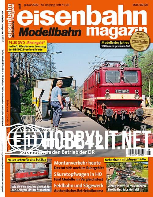 Eisenbahn Magazin – Januar 2020