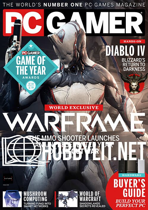 PC Gamer - January 2020