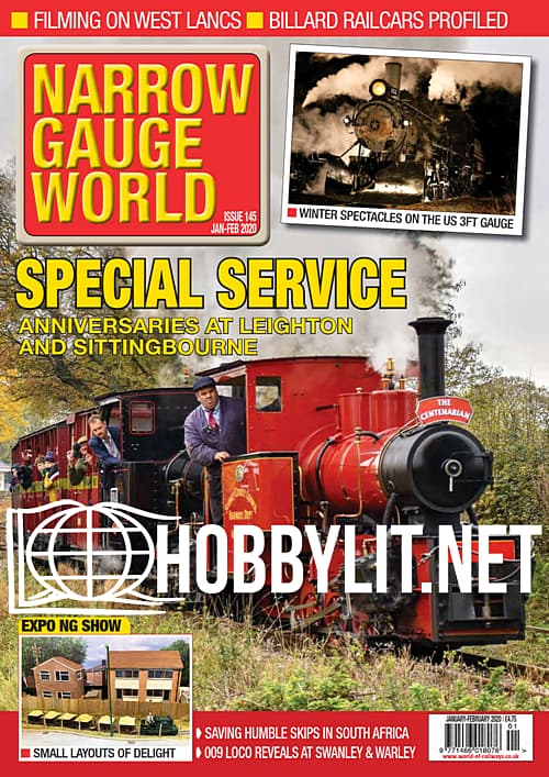 Narrow Gauge World - January/February 2020