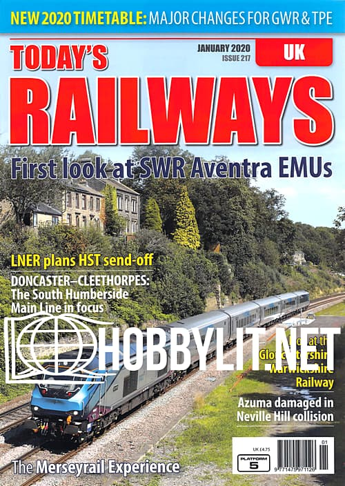 Today's Railways UK - January 2020