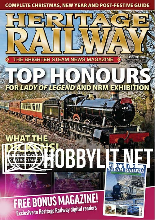 Heritage Railway - 20 December 2019