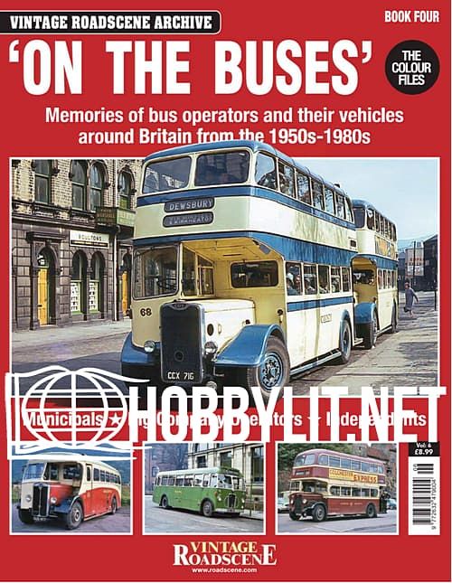On The Buses Book 4