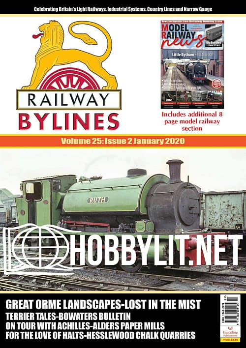 Railway Bylines - January 2020