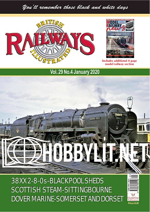 British Railways Illustrated - Janaury 2020