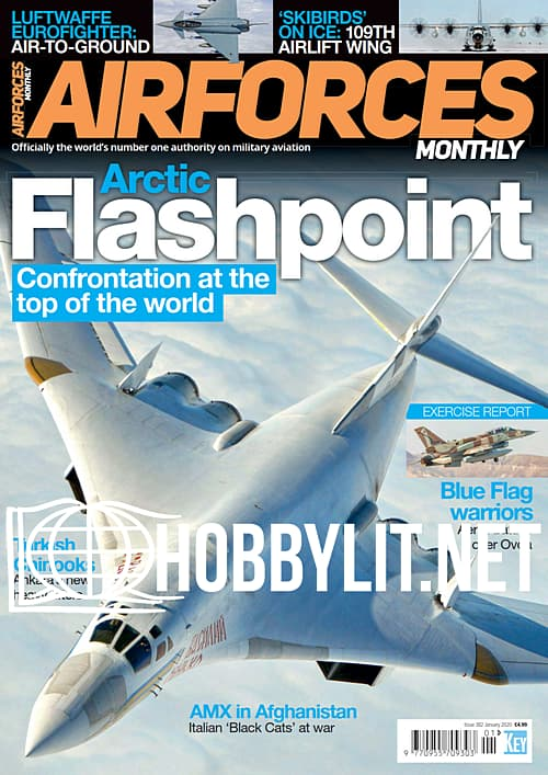 Air Forces Monthly - January 2020