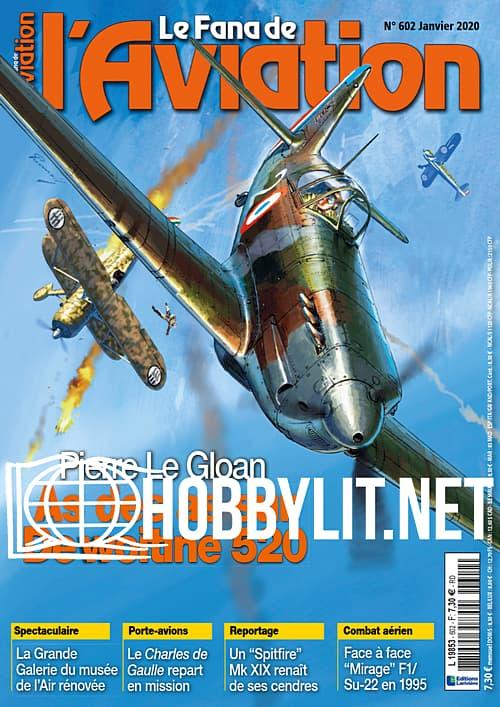 Le Fana de l'Aviation - Janvier 2020