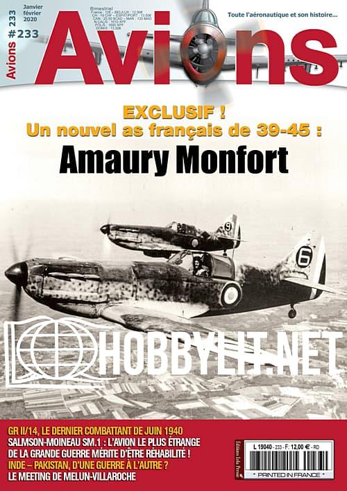 Avions - Janvier/Février 2020