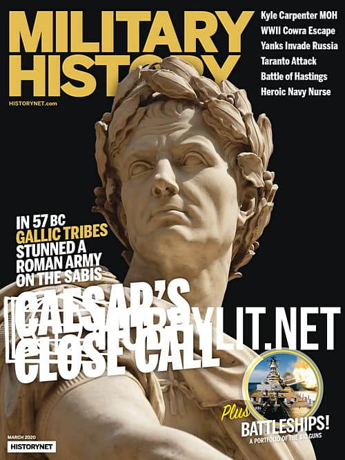 Military History - March 2020