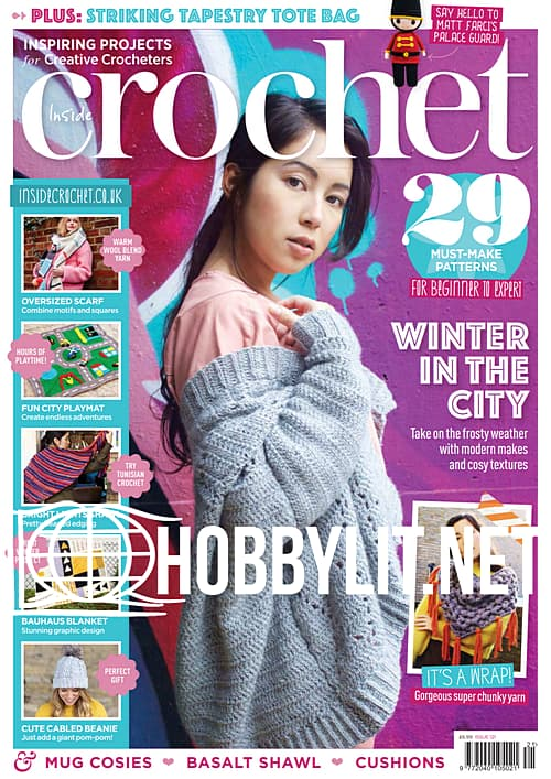 Inside Crochet Issue 121