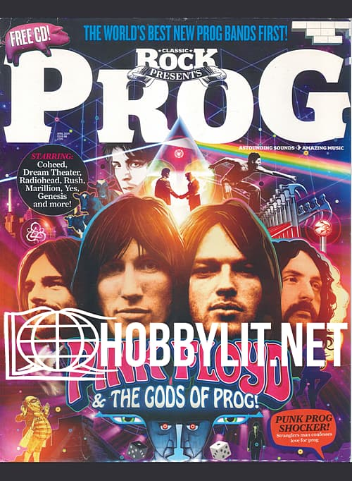 Prog Issue 01 - April 2009