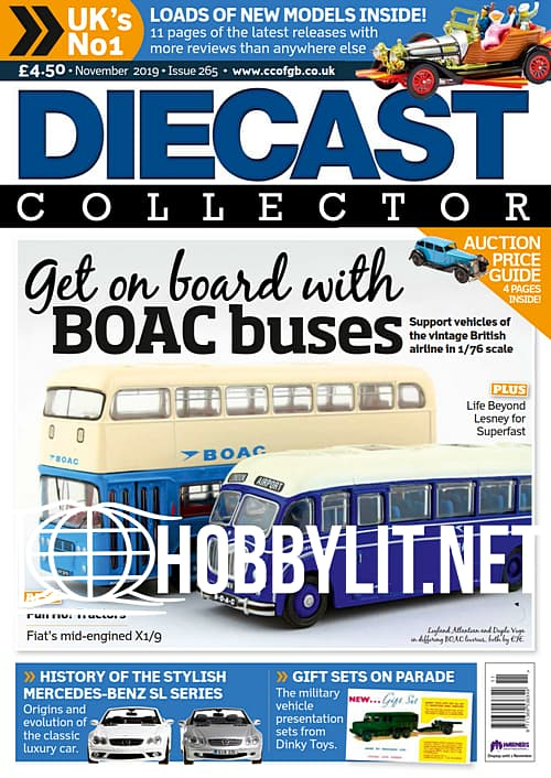 Diecast Collector - November 2019