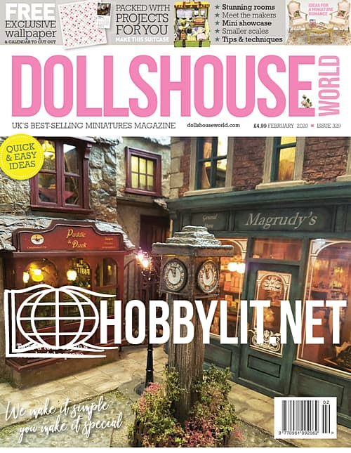 Dolls House World - February 2020