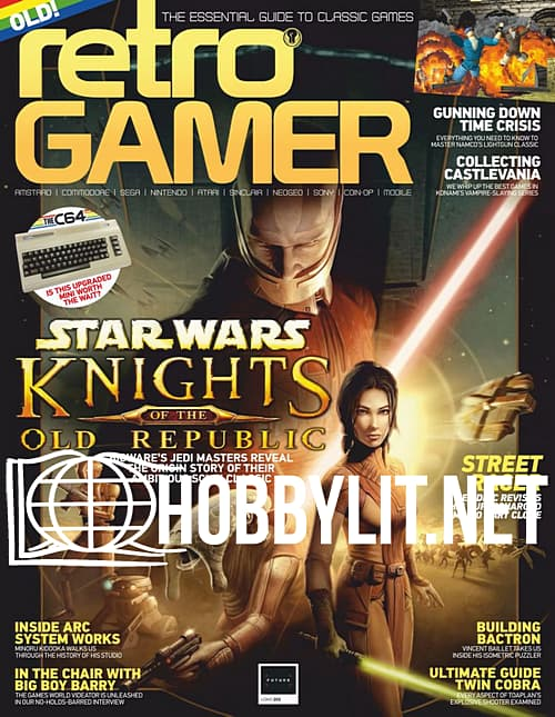 Retro Gamer Issue 202