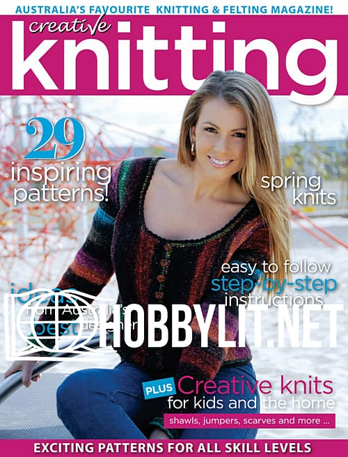 Creative Knitting Issue 67