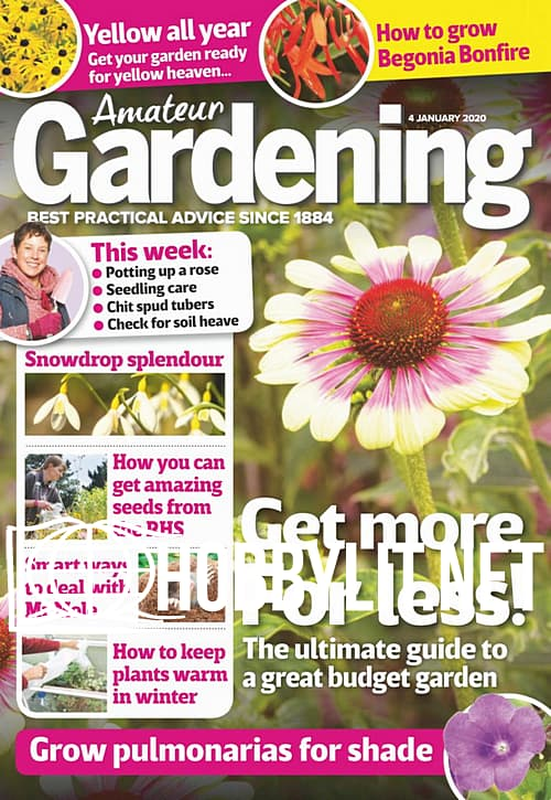 Amateur Gardening - 04 January 2020