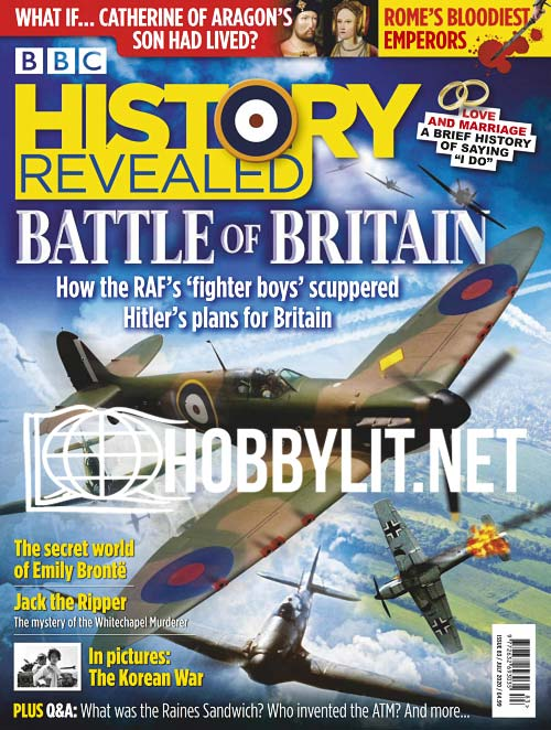 History Revealed Issue 83 - July 2020