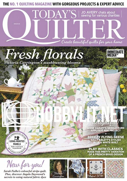 Today's Quilter Issue 63
