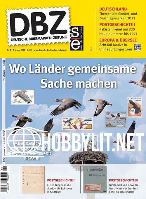 Deutsche Briefmarken-Zeitung 2020-02