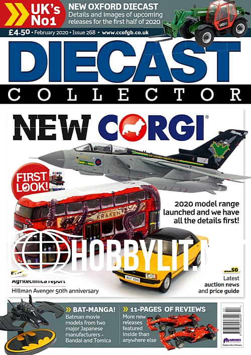 Diecast Collector - February 2020