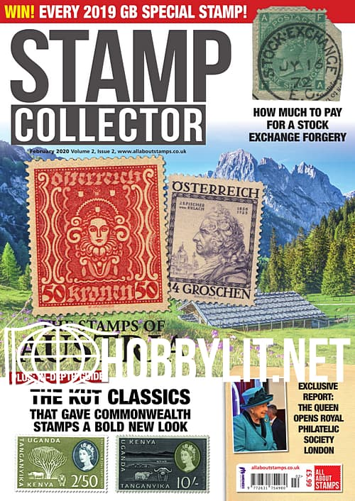 Stamp Collector - February 2020