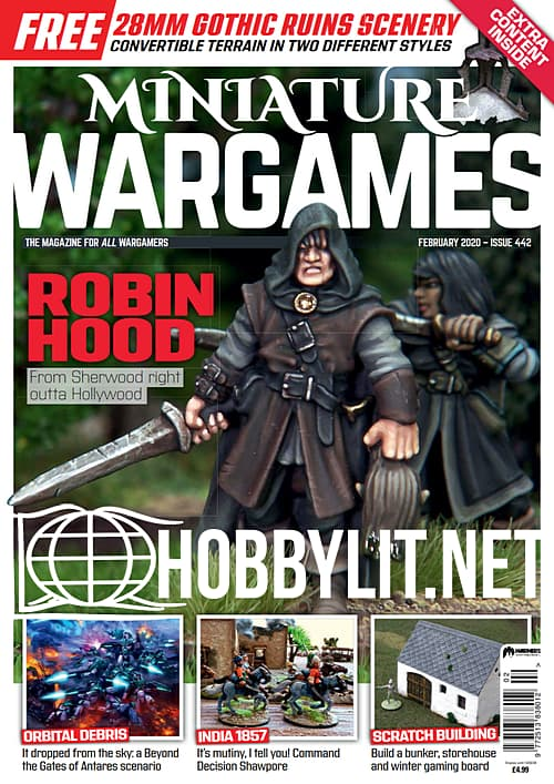 Miniature Wargames - February 2020