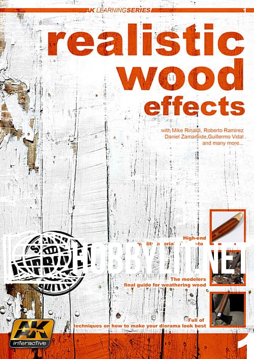 Learning Series 1: Realistic Wood Effects