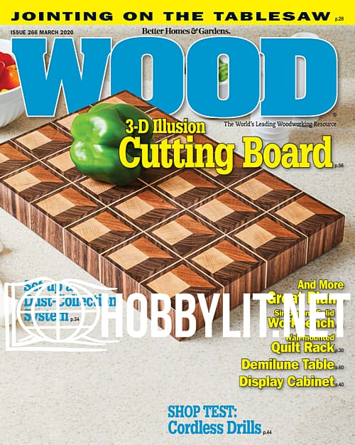 WOOD - March 2020