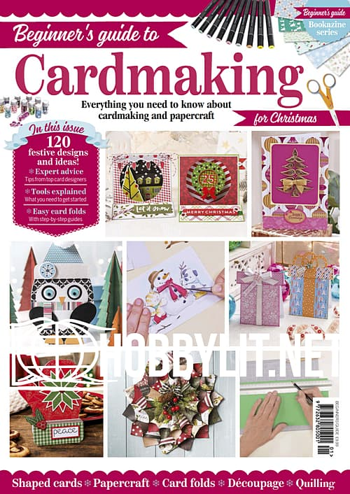 Beginners Guide to Cardmaking