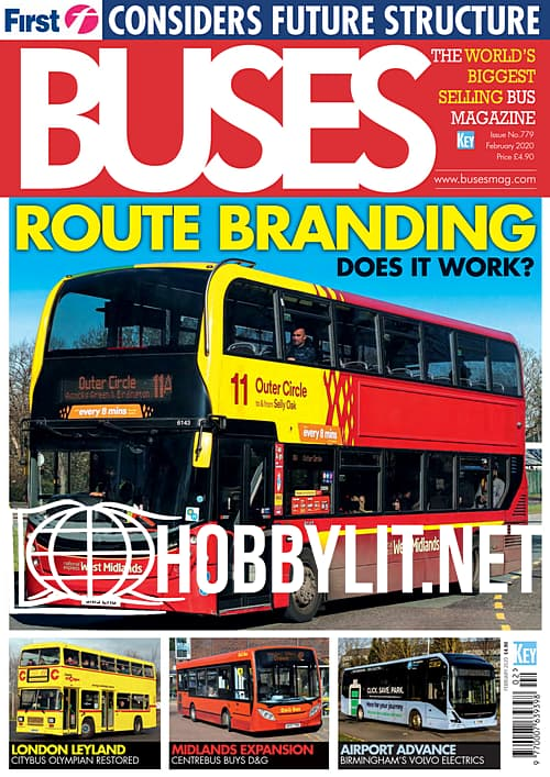 Buses - February 2020