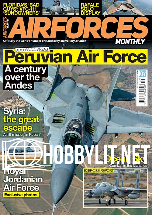 Air Forces Monthly - February 2020