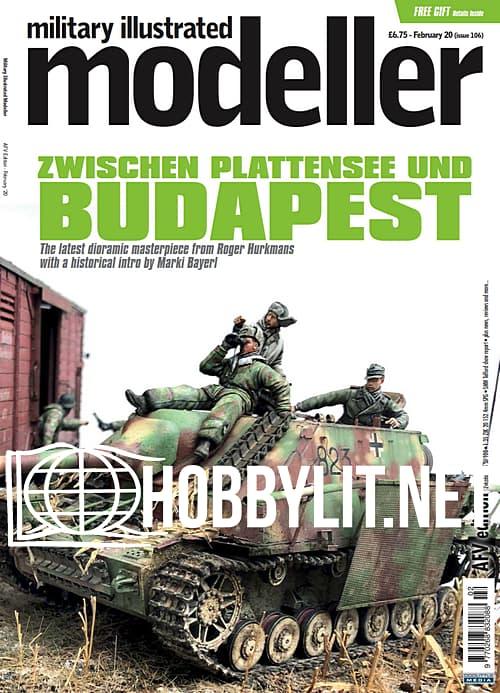 Military Illustrated Modeller - February 2020