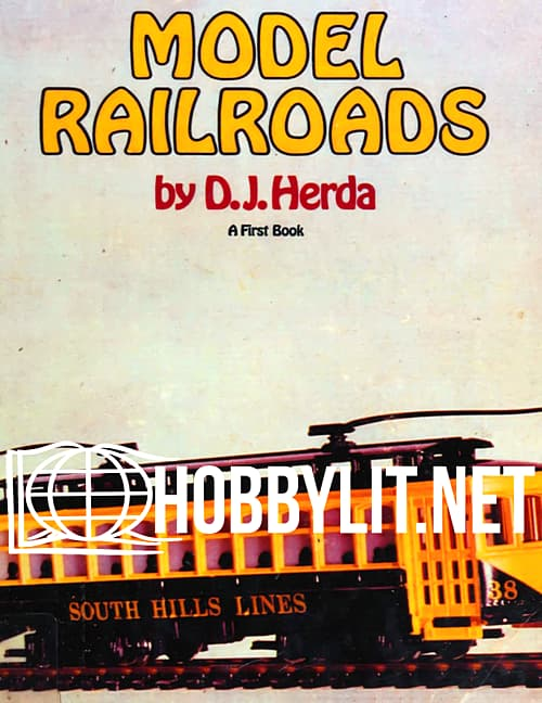Model Railroads.A First Book