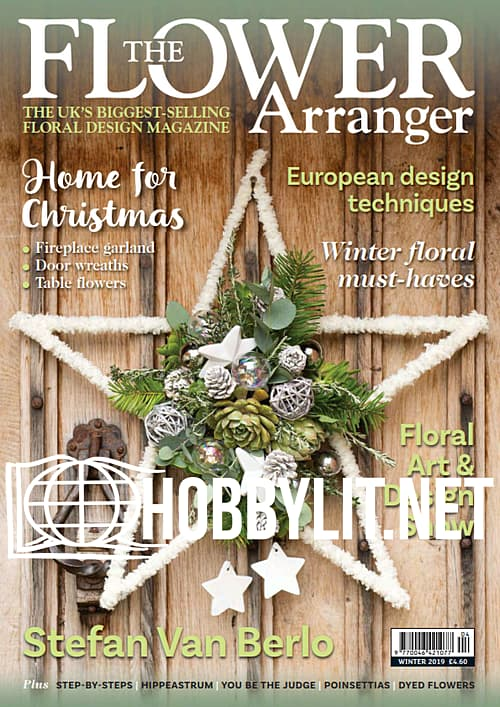 The Flower Arranger - Winter 2019