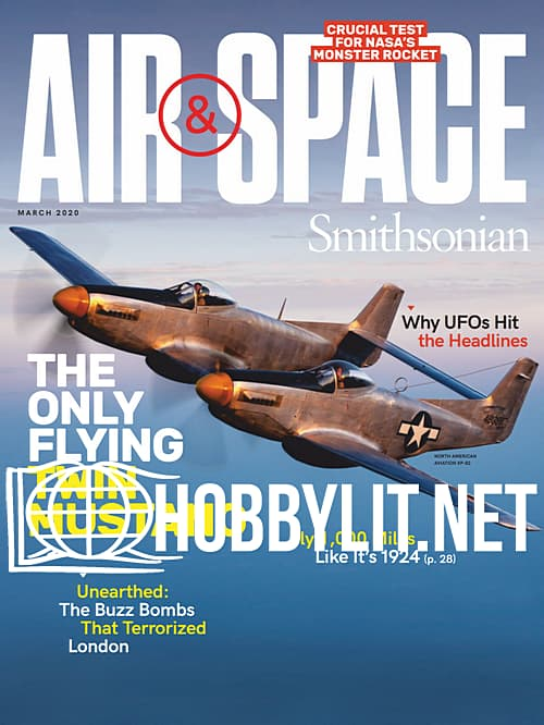 Air & Space Smithsonian – February-March 2020
