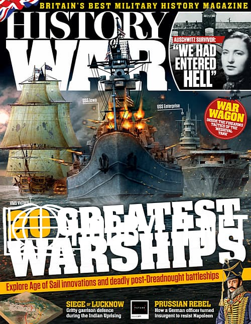 History of War Issue 077