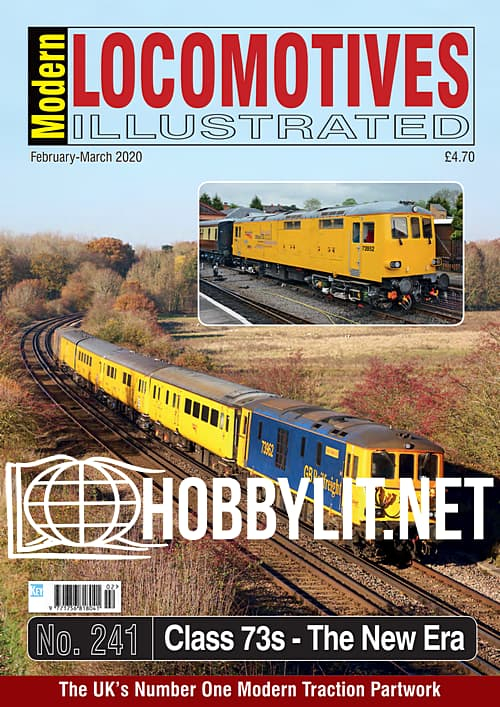 Modern Locomotives Illustrated - February-March 2020