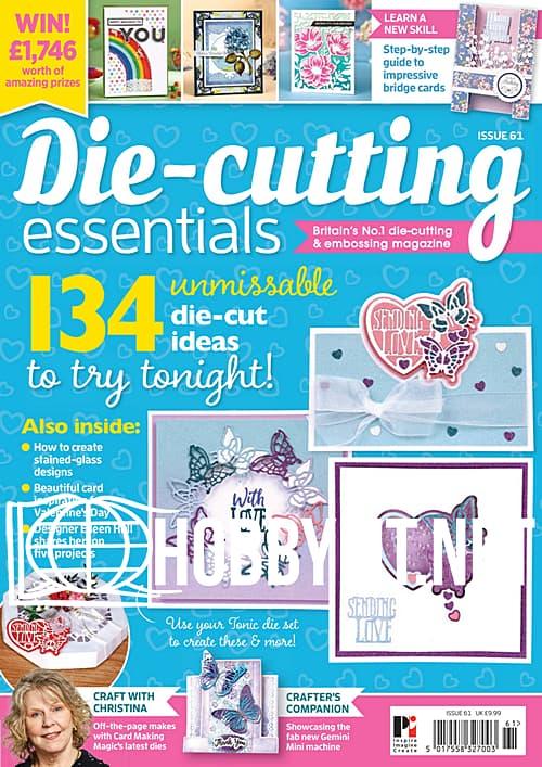 Die-cutting Essentials Issue 61