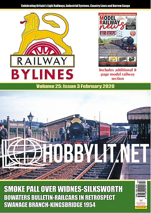 Railway Bylines - February 2020